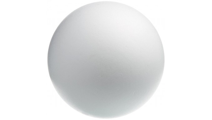 SFERA in POLISTIROLO Ø5cm - sfera per basi torte e dolci o topper finti