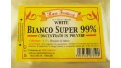 COLORANTE IN POLVERE BIANCO SUPER 99% 2gr.