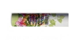 Tovaglia ROTOLO in TNT Fantasia fiori IBISCUS 7x1,40mt - tessuto non tessuto