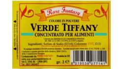 COLORANTE POLVERE VERDE TIFFANY GR2