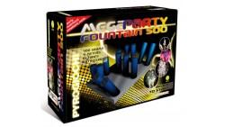 Fuochi d'artificio capodanno MEGAPARTY FOUNTAIN 500 - scintille multicolor