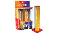 set 2 fontane Effetto ONE - Fuochi d'artificio capodanno - scintille multicolor