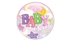PALLONE BUBBLES BABY GIRL 56 CM