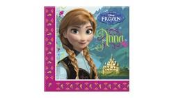 20 Tovaglioli FROZEN decoro Tavolo - in carta 33 x 33cm - con Elsa e Anna