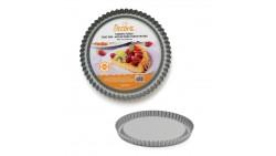 Stampo FURBO per crostate Ø28 cm - Teglia in acciaio antiaderente - per Torte e Dolci