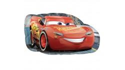 PALLONE Palloncino foil Supershape CARS 76X43 cm -  gonfiabile ad aria o ad elio - fornito sgonfio