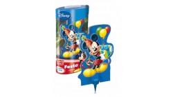 Candela TOPOLINO - Festa Luminosa Fontana Fiaccola per Torte, dolci Mickey Mouse