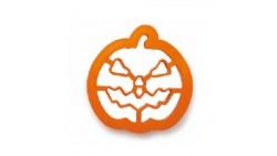 TAGLIAPASTA di Halloween ZUCCA ARRABBIATA per creare fantastici biscotti, dolci