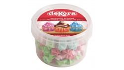 MERINGHE meringhette in Zucchero COLORATE 80 gr - per decori torte e dolci