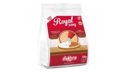 glassa GHIACCIA REALE - preparato in polvere Royal Icing - 300g - Bianco