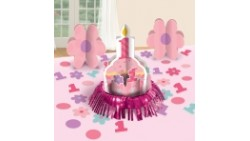 KIT CENTROTAVOLA 1° COMPLEANNO GIRL  PZ 3