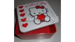 BOX MERENDA 560CC HELLO KITTY SWEET HEART
