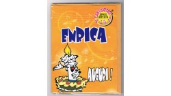 Biglietto di auguri Musicale - Cantanome ENRICA