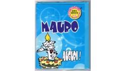 Biglietto di auguri Musicale - Cantanome MAURO