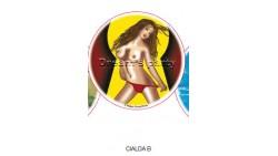 CIALDA SEXY B DIAMETRO 22CM
