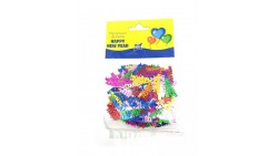 Confetti - Coriandoli da tavola sagomati HAPPY NEW YEAR