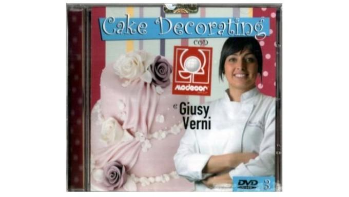DVD CAKE DECORATING 3