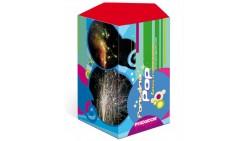 Fuochi d'artificio capodanno FONTANA POP - scintille multicolor