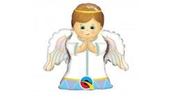 Palloncino Mini Shape 14 Mylar Angel Boy