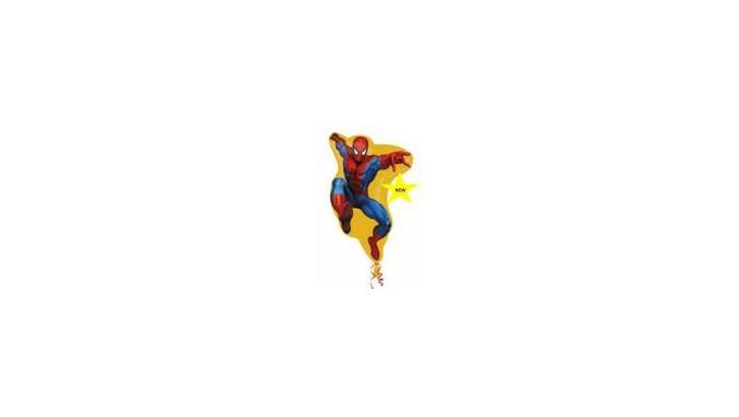 PALLONE MYLAR SUPER SHAPE SPIDERMAN