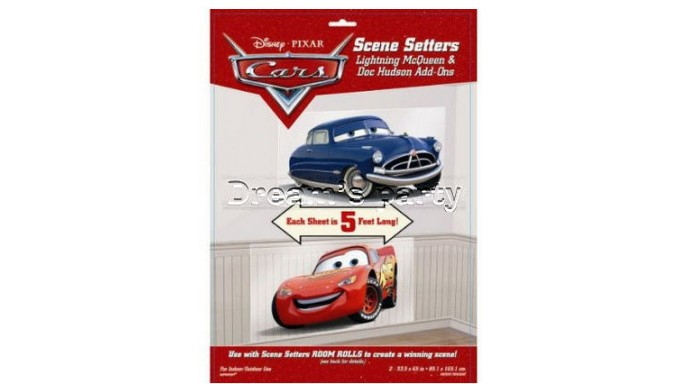 SCENARIO CARS  2 PANNELLI 85,1X162,5CM