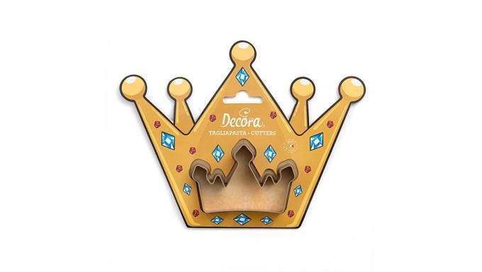 TAGLIAPASTA Corona da Re - CUTTERS - per creare per biscotti, torte e dolci