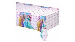 1 tovaglia Principesse Disney  120x180cm - addobbo decoro tavolo torta - festa per bambini