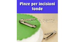 2 PINZE INCISIONE TONDE