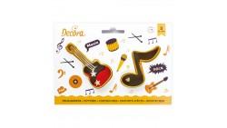2 Tagliapasta MUSICA Nota e Chitarra - taglia biscotti Dolci, Torte