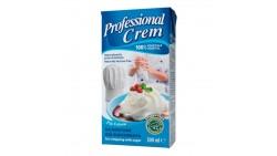 3x confezioni Professional Crem VEGETALE da montare Senza LATTOSIO e Glutine  500ml