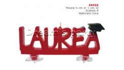 CANDELA LAUREA 12X6CM