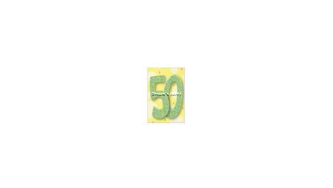 CIALDA 50 ANNI B 20X30 CM