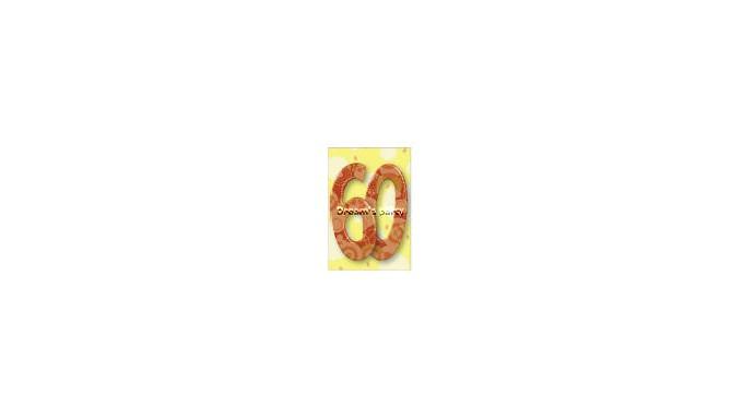 CIALDA 60 ANNI D 20X30 CM