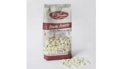 Cioccolato BIANCO per Dolci - Dischi Avorio da sciogliere - 400g - SENZA GLUTINE