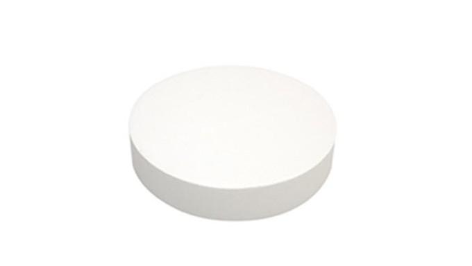 Disco in POLISTIROLO - D45 X H5 - Tondo per basi torte