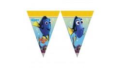 FESTONE bandierine Finding Dory alla Ricerca di Nemo Disney - 2,3mt