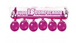 FESTONE BUON 18COMPLEANNO 110X26CM