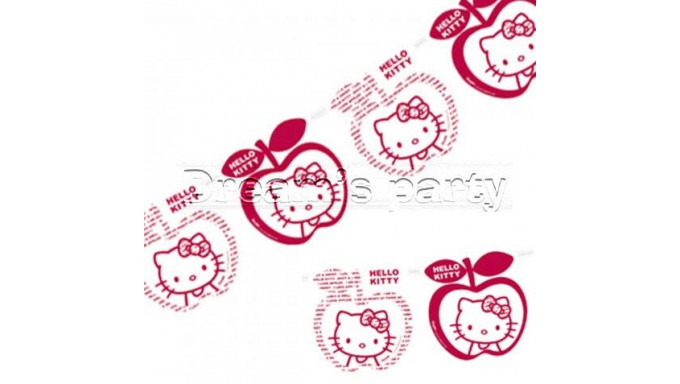 FESTONE HELLO KITTY MELA 400X22 CM