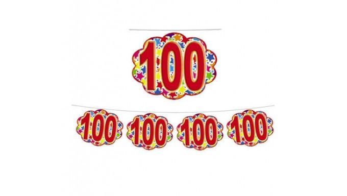 FESTONE NUVOLA 100 ANNI 4 MT