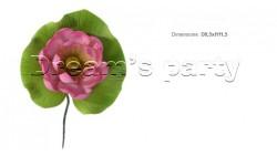 NINFEA PASTIGLIACCIO DIAMETRO CM10X14H