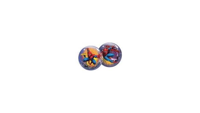 PALLONE BUBBLES  22 SPIDERMAN