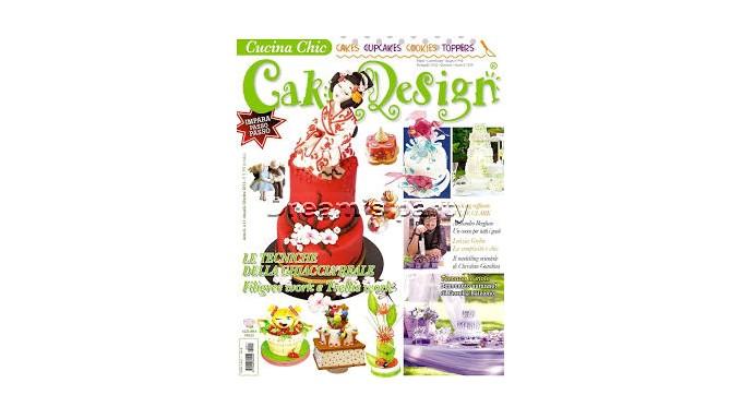 RIVISTA CAKE DESIGN  N.11 OTTOBRE