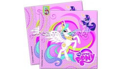TOVAGLIOLO MY LITTLE PONY PZ 16