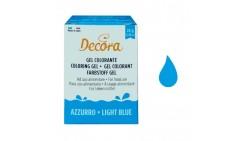 Vasetto Colorante Gel alimentare AZZURRO - 28g - per pasta di zucchero, panna