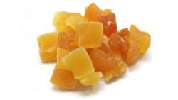 Arancia a cubetti Candita 100gr - ideale per dolci, colomba, panettone