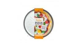 Stampo Teglia per Pizza Ø28 cm - in metallo antiaderente - per pizze e focacce
