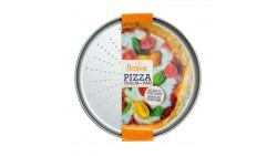 Stampo Teglia per Pizza Ø32 cm - in metallo antiaderente - per pizze e focacce