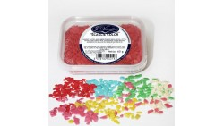 Scagliette colorate VERDE - Decorazioni per dolci e dolci 60gr