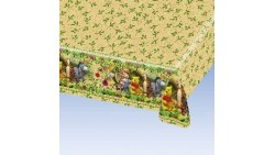 1 tovaglia Winnie the Pooh e Friends  120x180cm - festa per bambini
