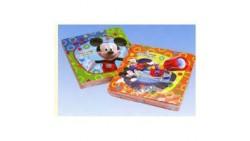 20 Tovaglioli in carta Topolino Mickey Mouse Disney Principess - festa per bambini